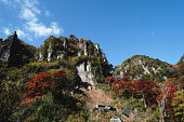 Autumn scenery of Yabakei, which has reached the time of autumn leaves