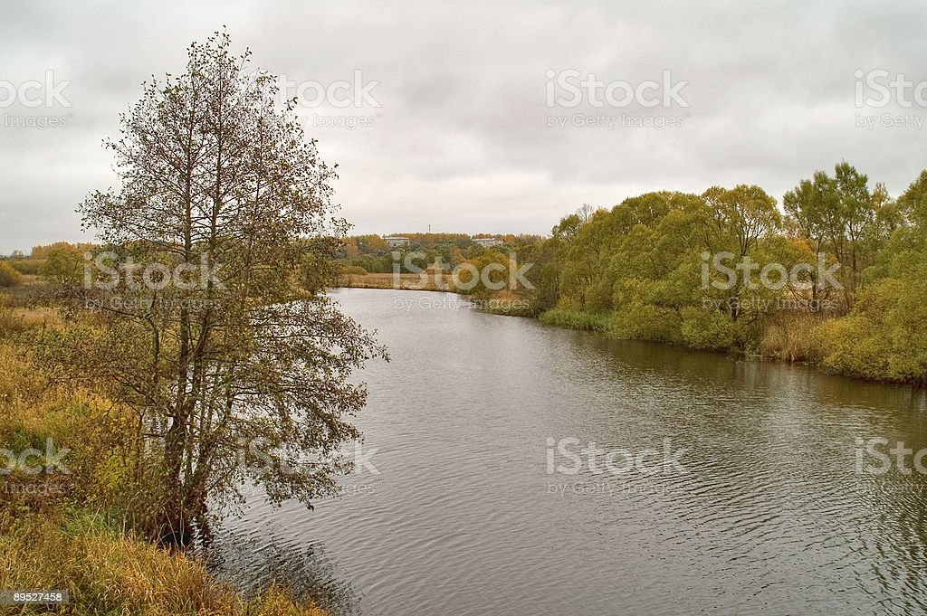 Autumn Scenery royalty-free stock photo