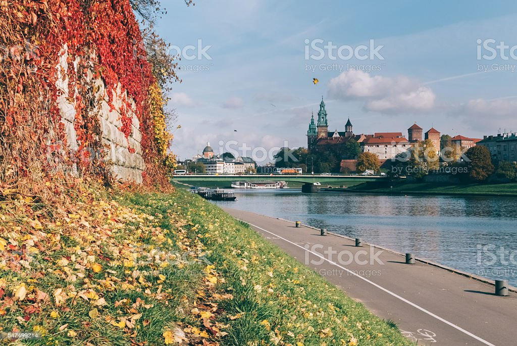 Autumn season stock photo