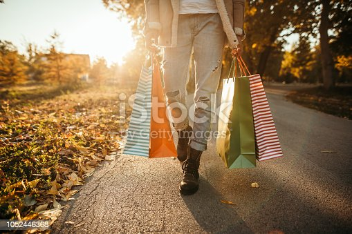 Autumn shopping