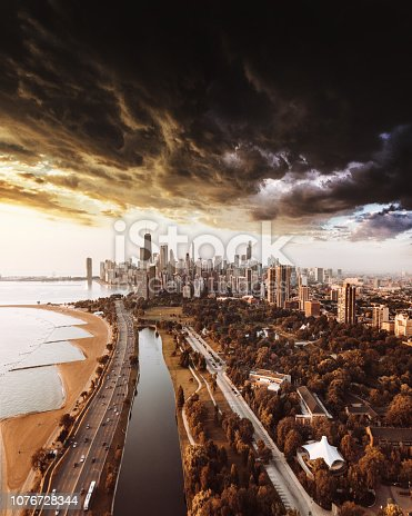 852738732istockphoto autumn skyline of chicago 1076728344