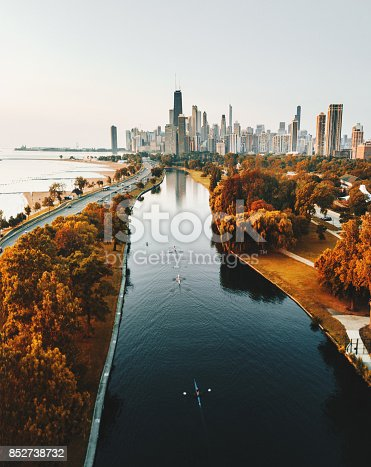 istock autumn skyline of chicago 852738732
