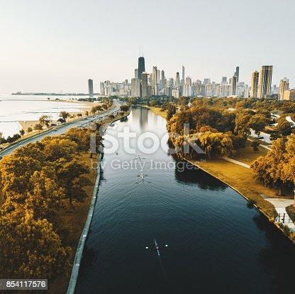 852738732istockphoto autumn skyline of chicago 854117576