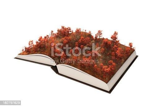 istock Autumn Story 182797629