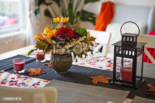 Indoor Fall decoration