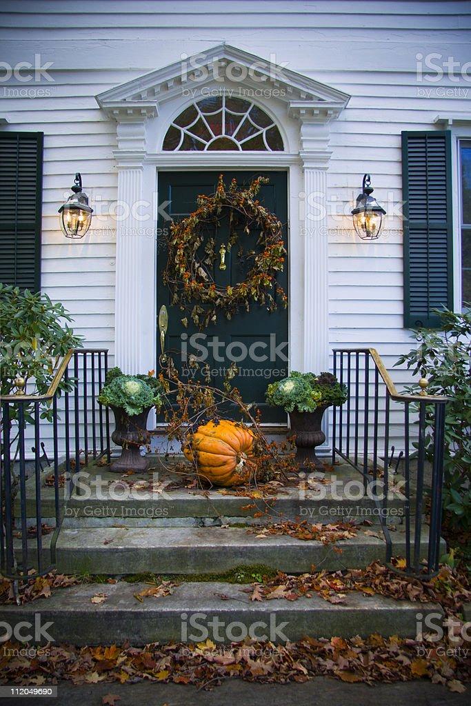 Autumnal stock photo