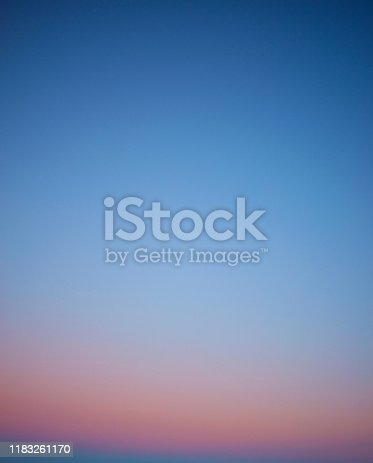 646012098 istock photo Autumnal sky with remnants of setting sun 1183261170