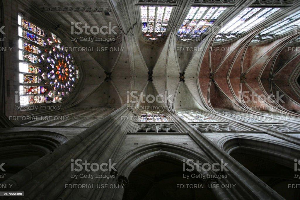 Auxerre Cathédrale - Photo