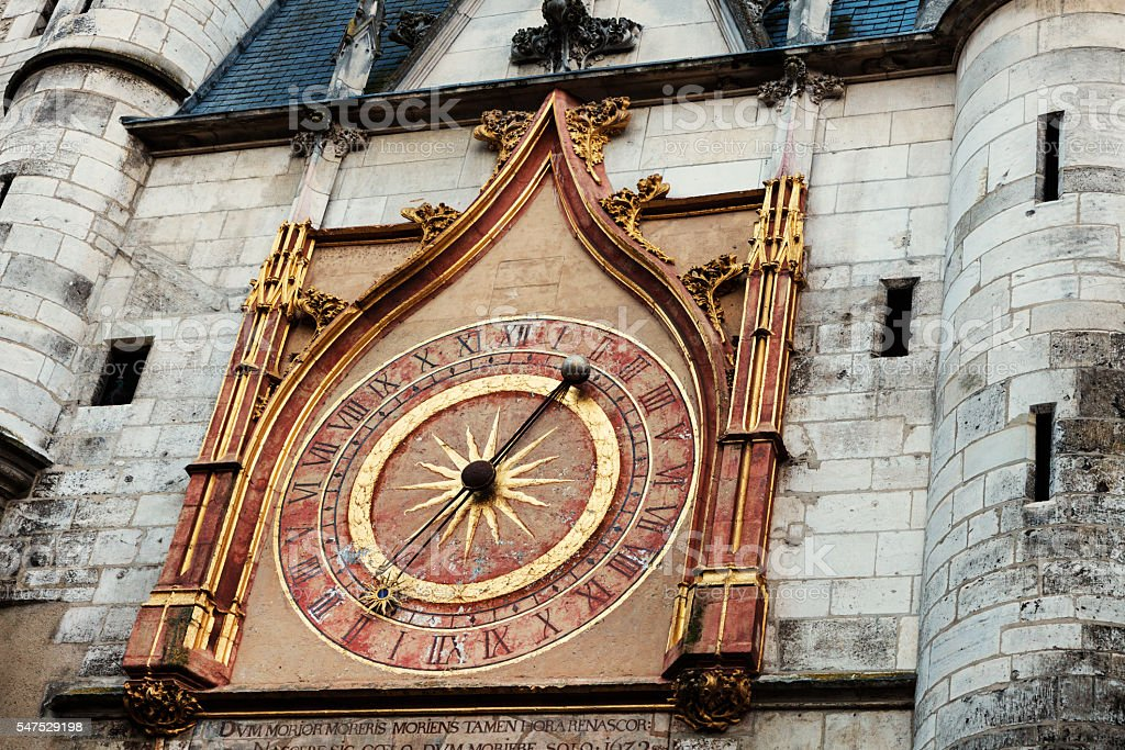 Auxerre Clock Tower - Photo