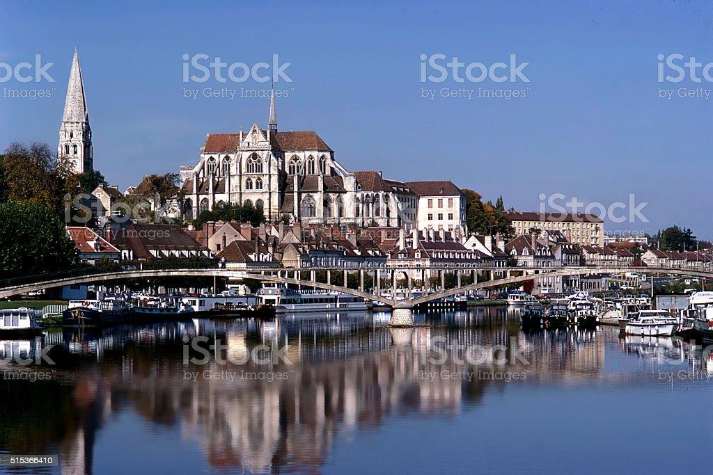 Auxerre, France - Photo