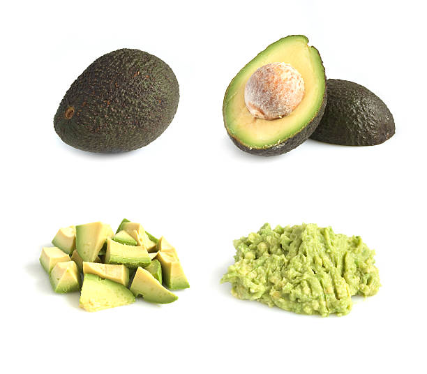Avocado-Serie – Foto