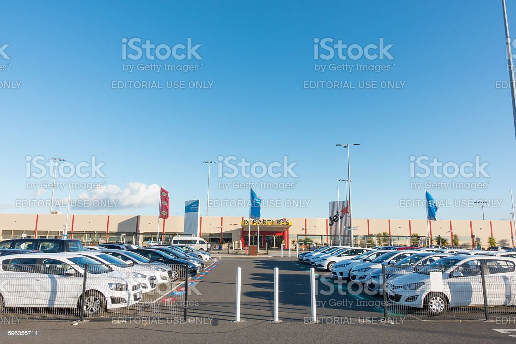 Avalon airport, Melbourne Australia stock photo