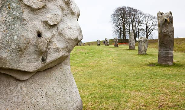 Steinkreis von Avebury – Foto
