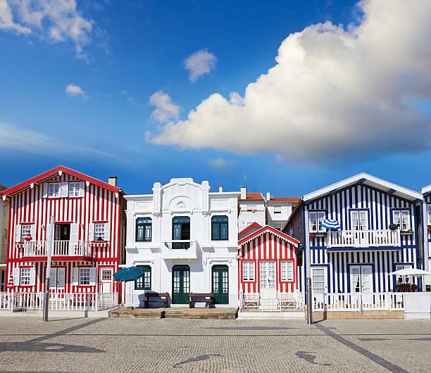 aveiro, em portugal - aveiro imagens e fotografias de stock