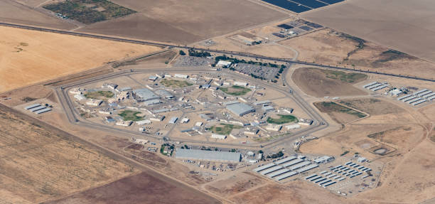 avenal state prison - dally stock pictures, royalty-free photos & images