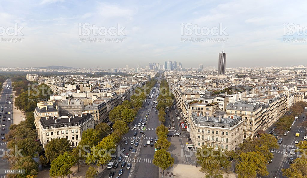 Avenue de la Grande-Armée - Photo