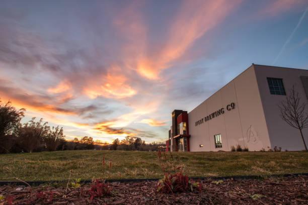 Avery Brewing Company in Boulder Colorado