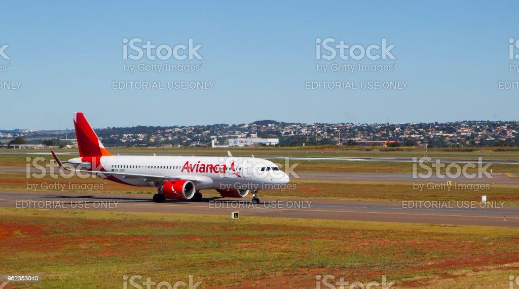 Avianca stock photo