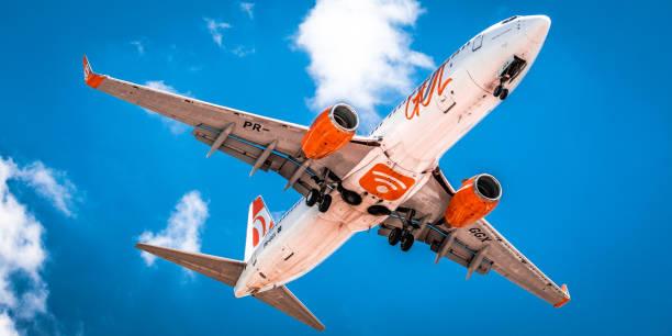 aviation: boeing 737-800ng - pr-ggx - gol linhas áereas - congonhas - sao paulo airport (cgh / sbsp), brazil - aeroporto de congonhas - fotografias e filmes do acervo