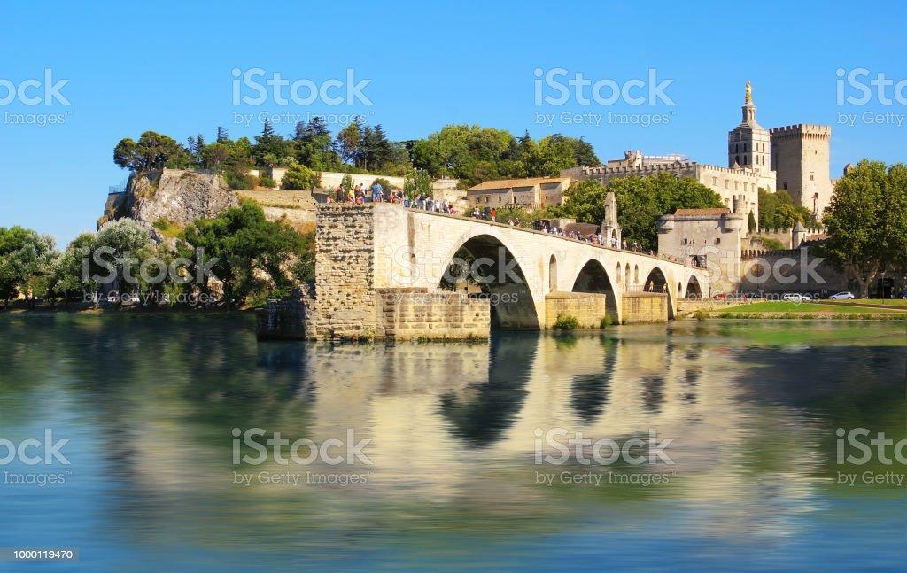 Avignon «pont - Photo
