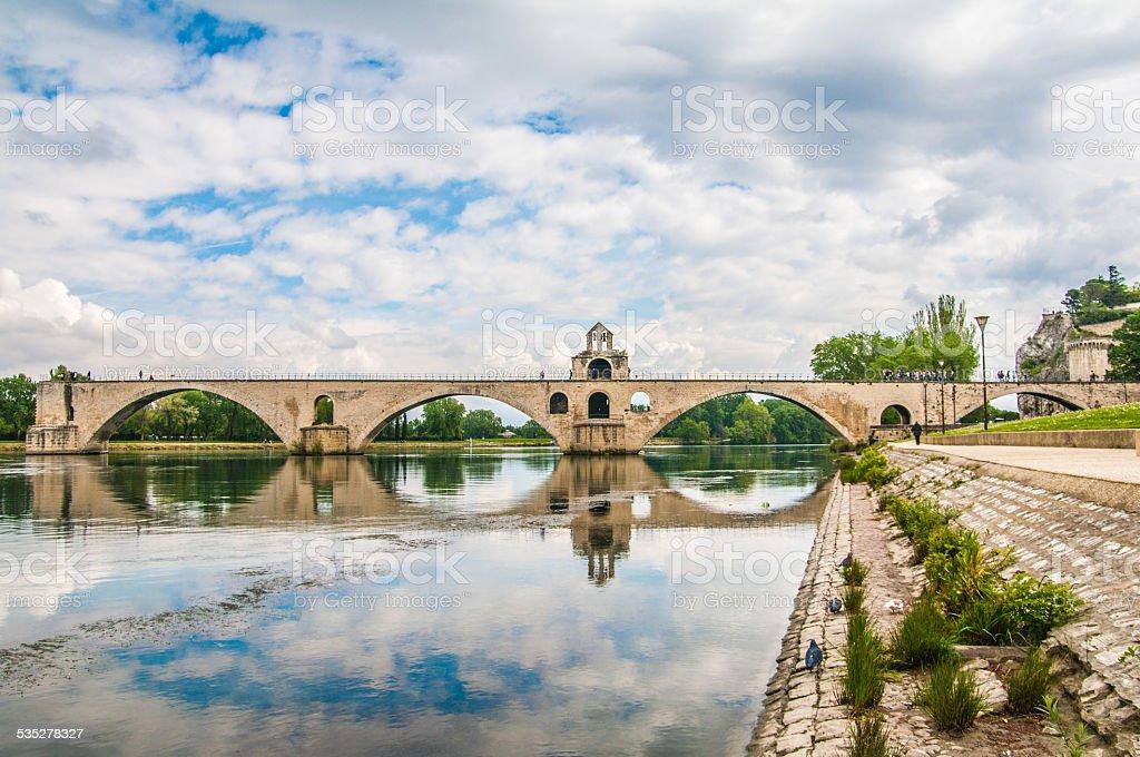 Avignon Bridge - Photo