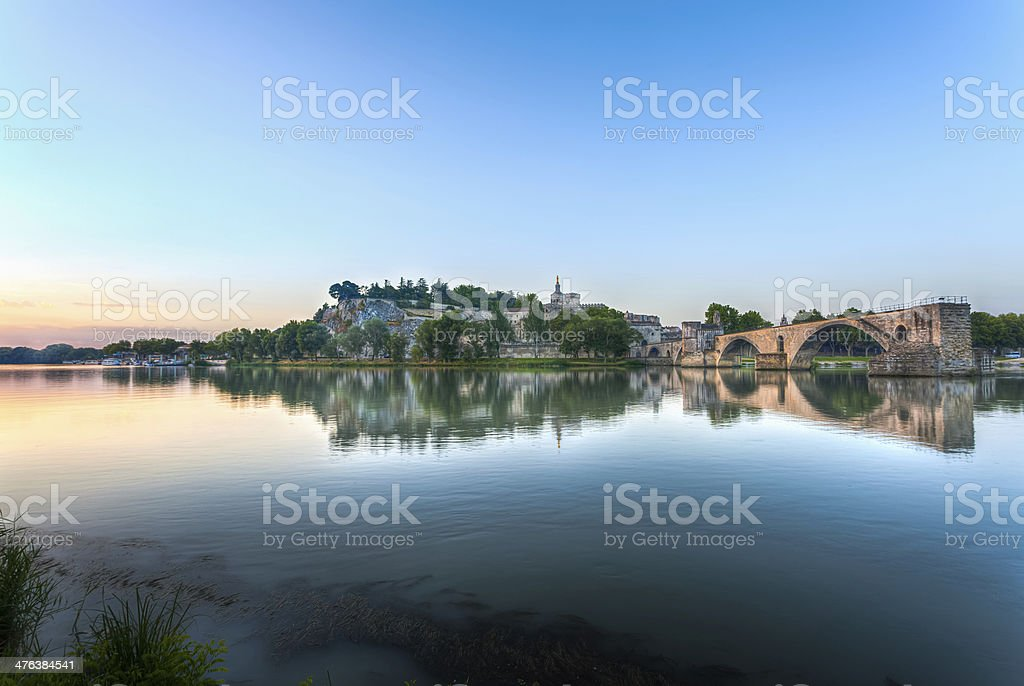 Avignon, France stock photo