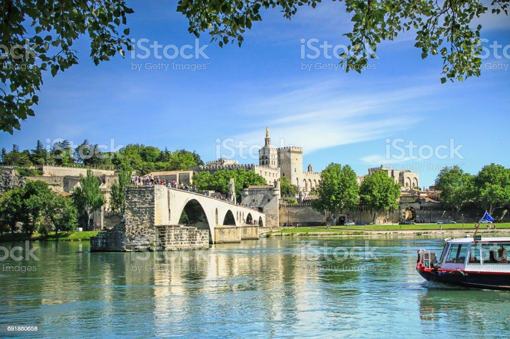 Avignon, en France - Photo