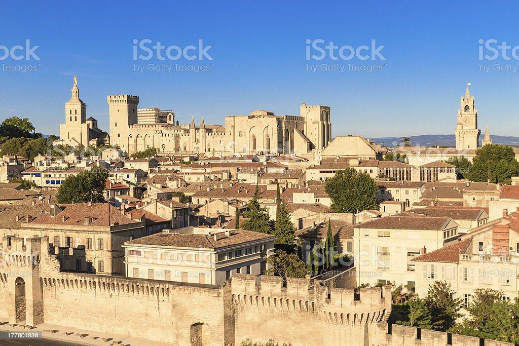 Avignon in Provence stock photo