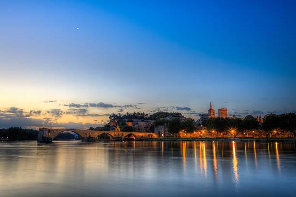 Avignon Nacht – Foto