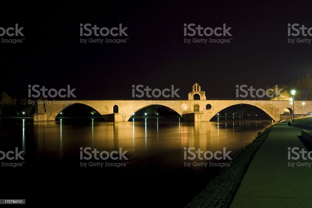 Avignon royalty-free stock photo