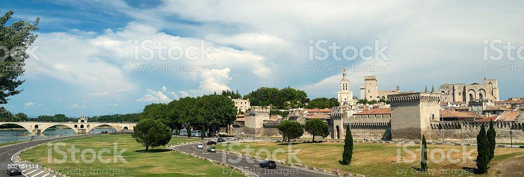 Avignon (Provence, France) stock photo
