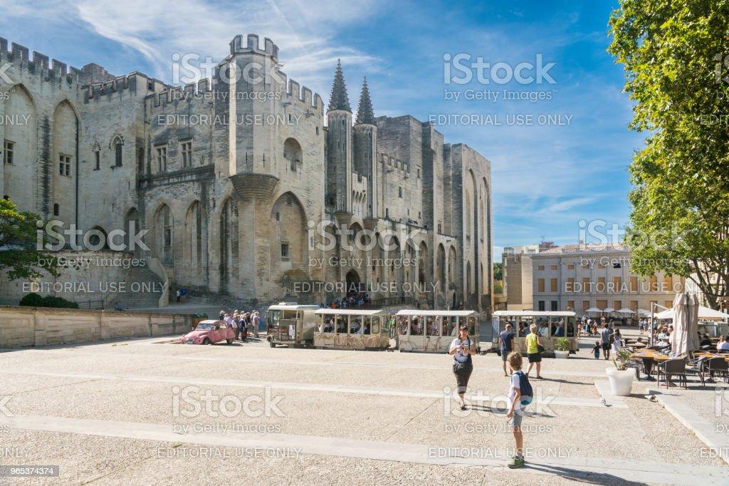 Avignon zbiór zdjęć royalty-free