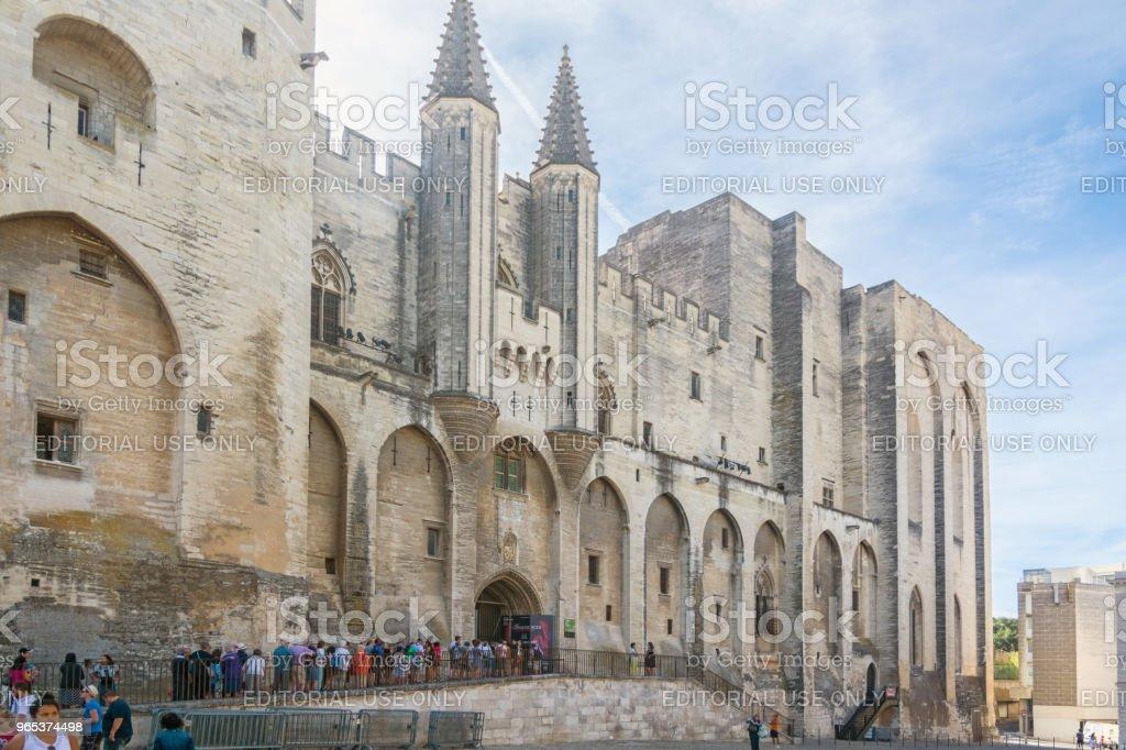 Avignon royalty-free stock photo