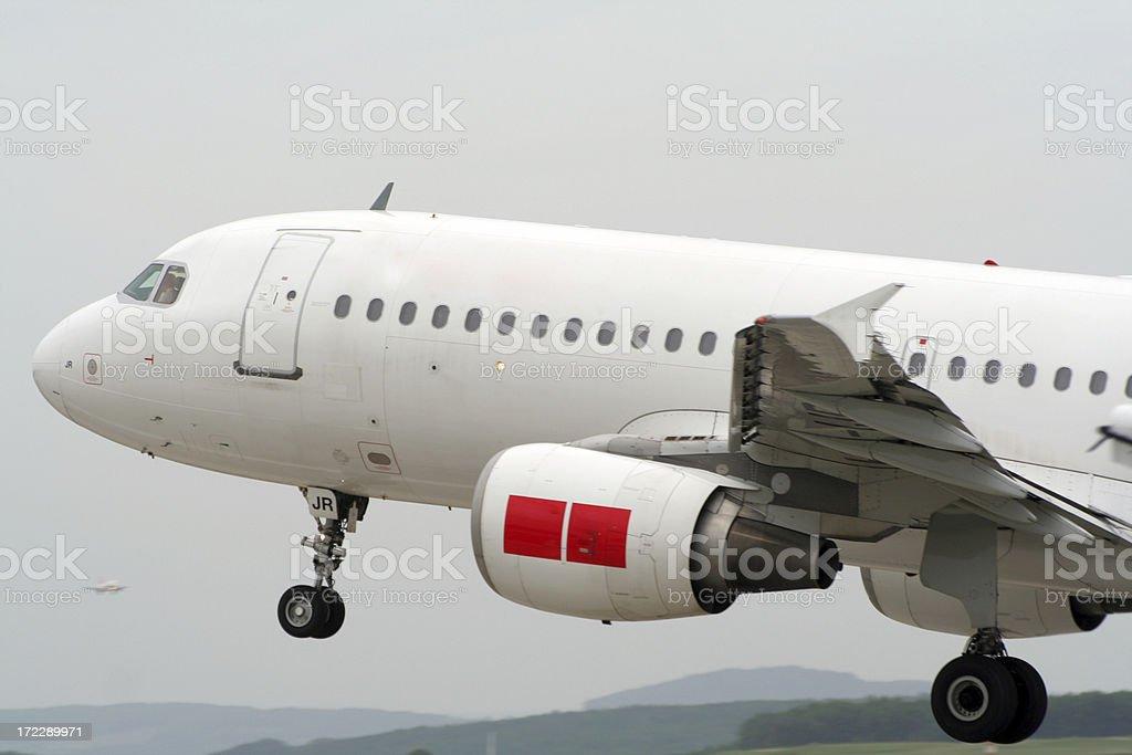 avion arriva stock photo