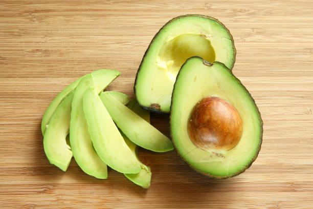 avocado fruit stock photo