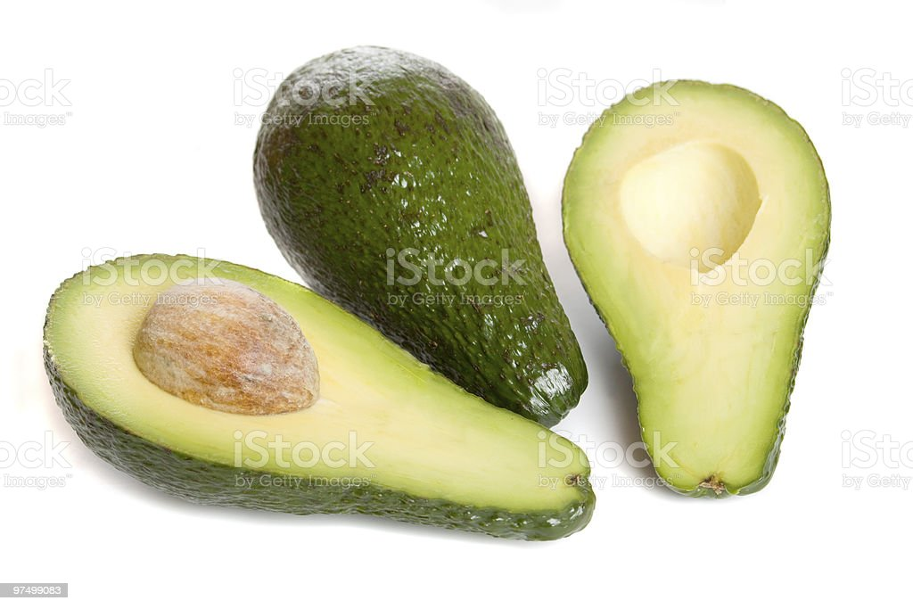 Avocado fruit royalty-free stock photo