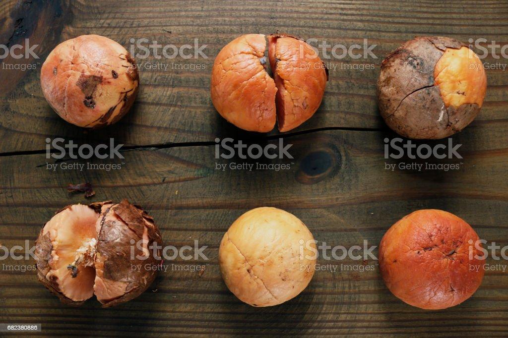 Avocado organic nuts photo libre de droits