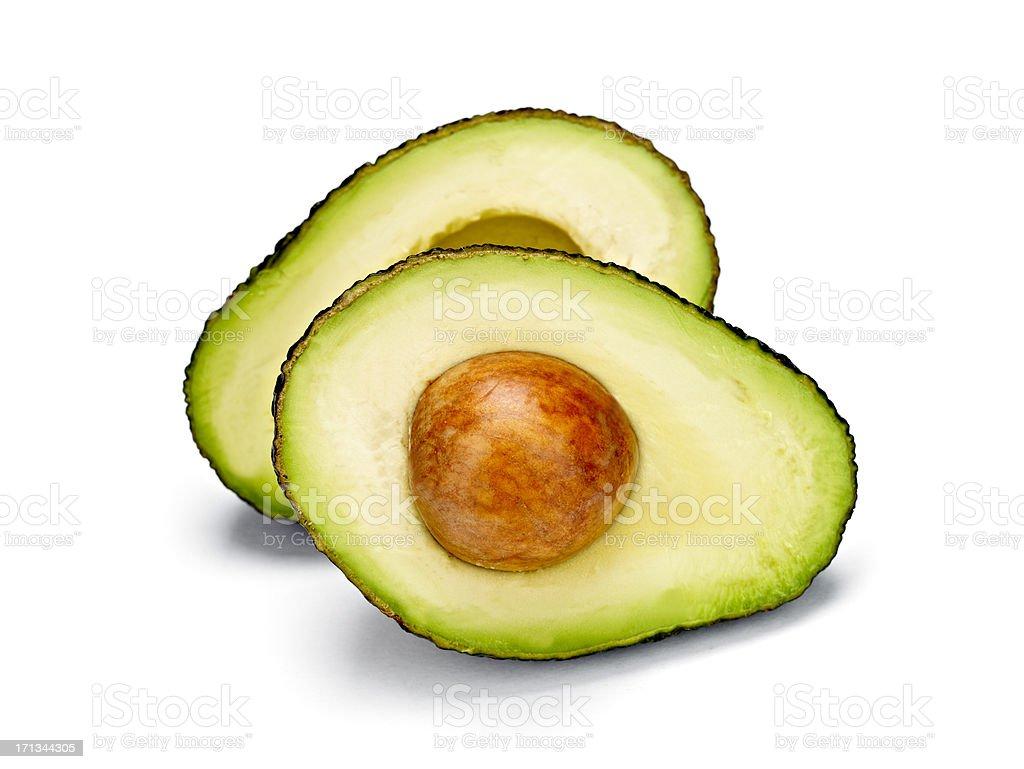 Avocado stock photo