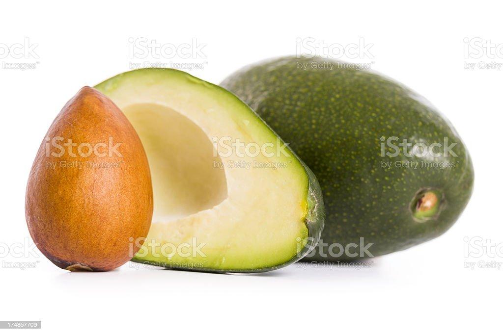 avocado royalty-free stock photo