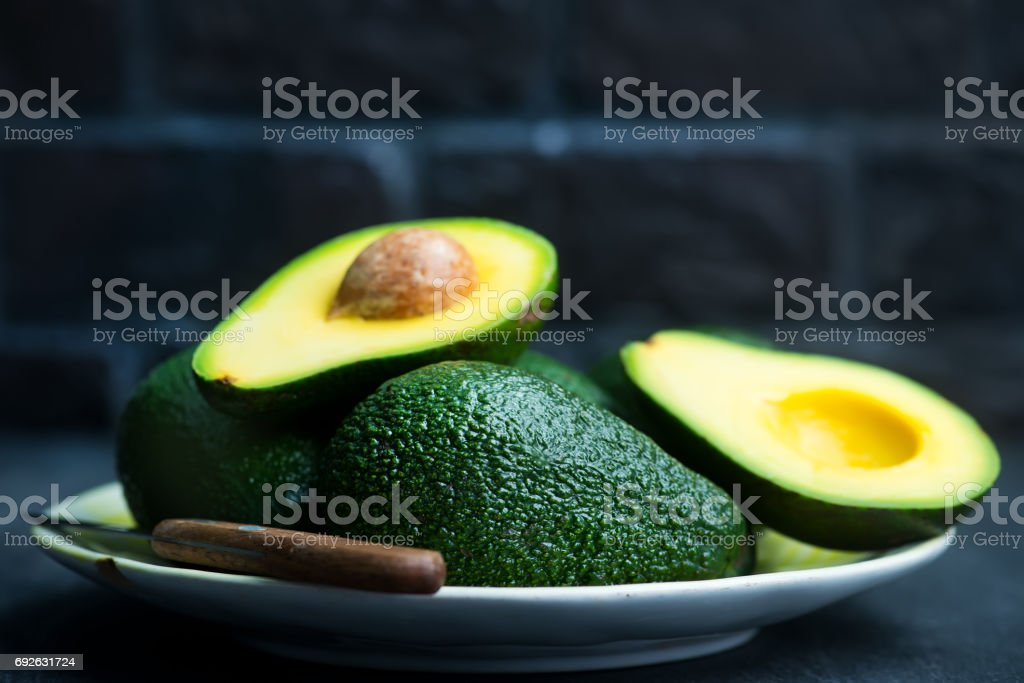 avocado - Royalty-free Agriculture Stock Photo