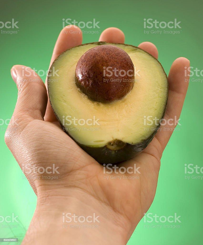 avocado royaltyfri bildbanksbilder