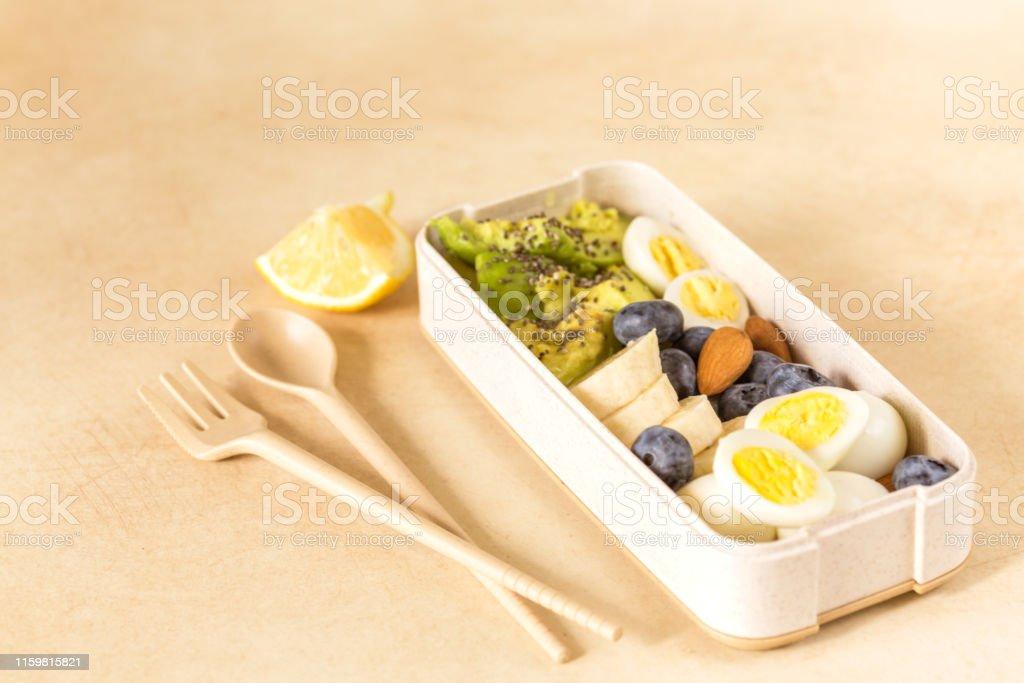 dieta del platano y huevo