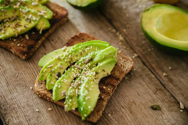 Avocat un Toast - Photo