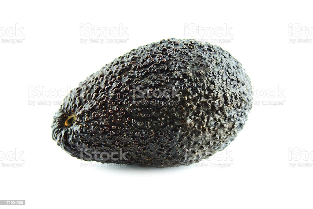 Avocados royalty-free stock photo