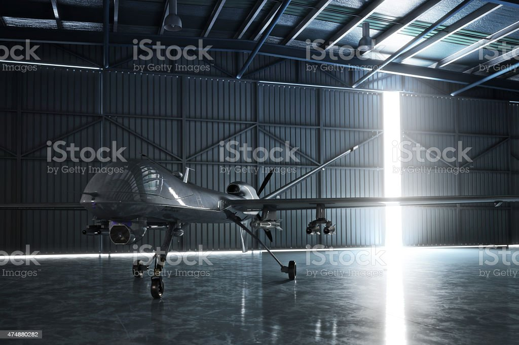 Awaiting flight. stock photo