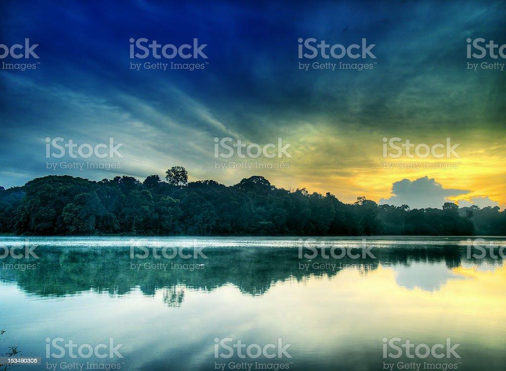Awaken the Dawn royalty-free stock photo
