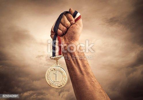 istock Award of Victory 525340591
