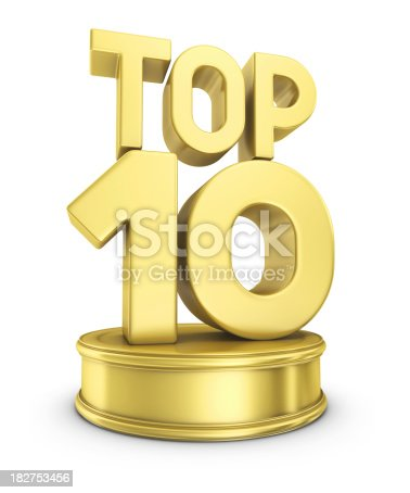 istock TOP 10 award 182753456