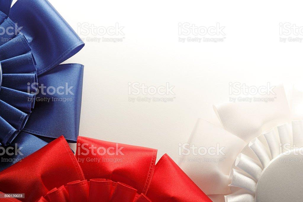Award Ribbons royalty-free stock photo