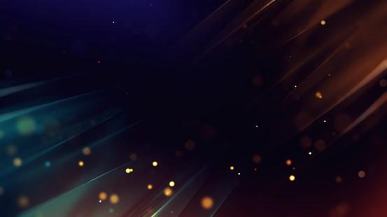 award sparkling background